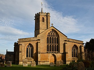 Church of St Peter and St Paul, South Petherton - Image: South Petherton church