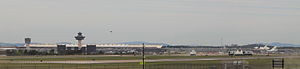 Space Shuttle Discovery taxiing at Dulles.jpg