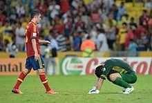 8323f08064 David Villa (esquerda) é o maior artilheiro da Copa do Mundo para a Espanha