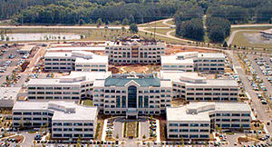 United States Army Aviation and Missile Command - Image: Sparkman Center Redstone Arsenal