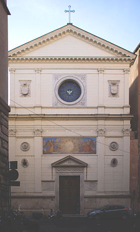 Image illustrative de l'article Église Spirito Santo dei Napoletani