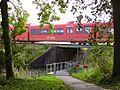 Spoorbrug over fietspad en Oosterwijtwerder Maar - panoramio.jpg