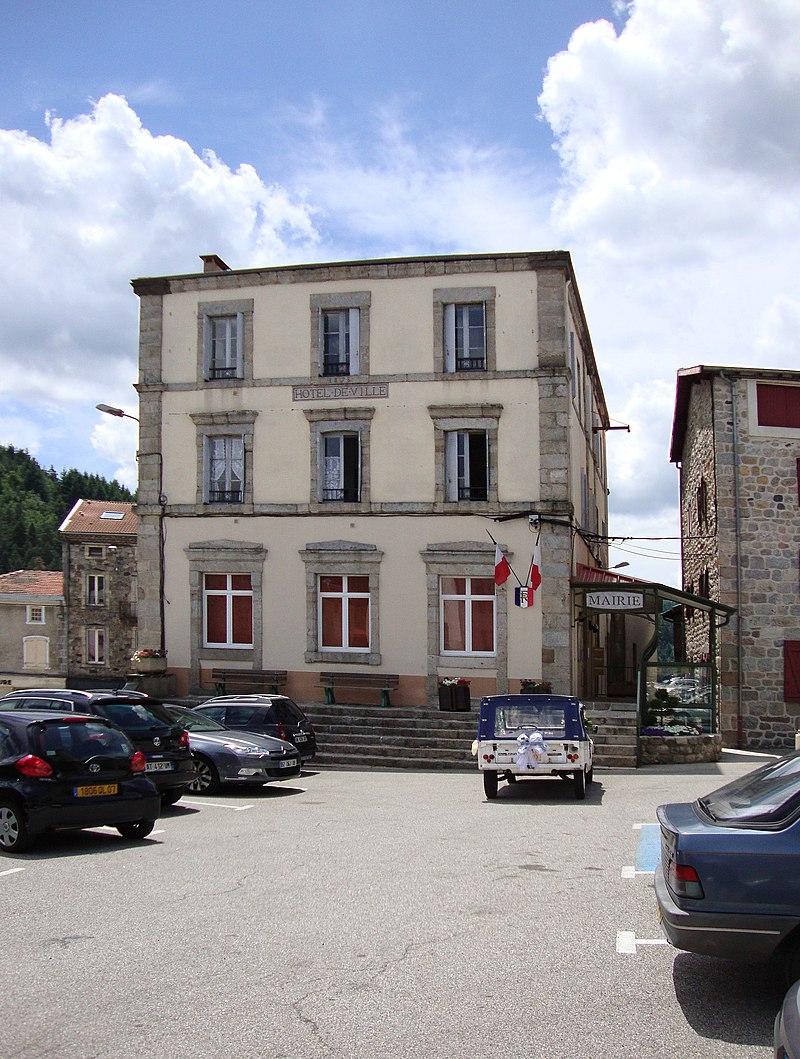 St.Martin-de-Valamas (Ardèche) mairie.JPG