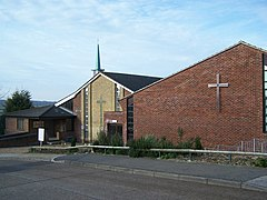 St. Barnabas Church, Istead Rise - geograph.org.uk - 1147623.jpg