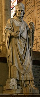 St. Bertrand de Comminges - Basilica of the Immaculate Conception - Lourdes 2014.JPG