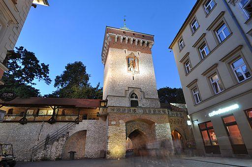 Krakows Florian Gate