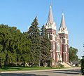 St. James Basilica (Jamestown, ND) from SSE 1.jpg