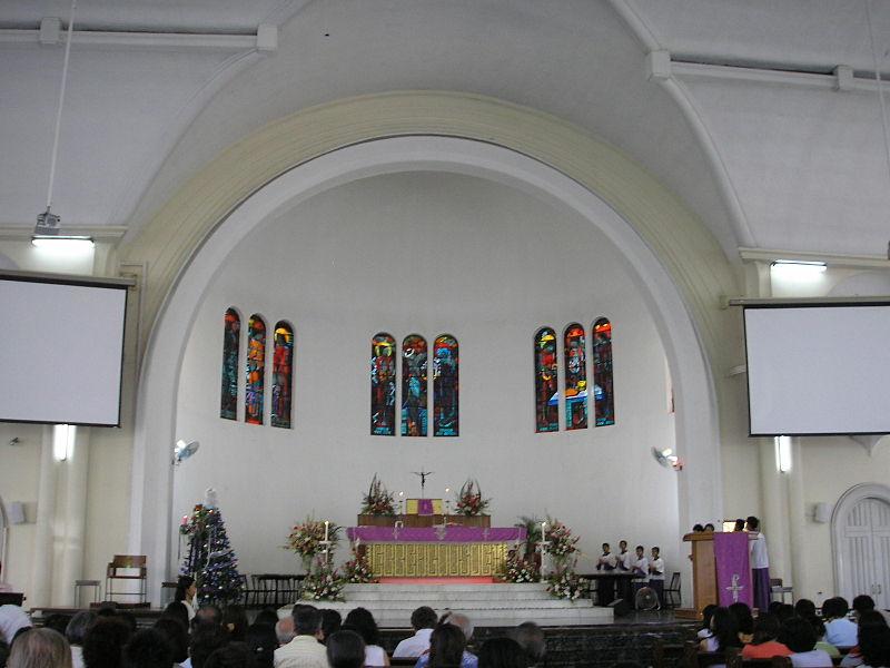 Cathedral of St. John Kuala Lumpur
