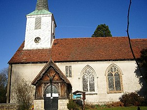 Chigwell - St. Mary's Church, Chigwell