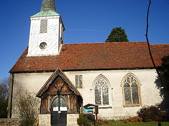 Chigwell - St Mary's Church, Chigwell