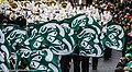 St. Patrick's Day Parade (2013) - Colorado State University Marching Band, Colorado, USA (8566274216).jpg
