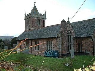 Timberscombe Human settlement in England