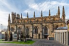 St Andrew's Cathedral and Italian Cloister Garden, Glasgow, Scotland.jpg