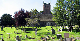 St Briavels - St Mary's Church, St Briavels