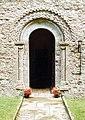St Edmund, Wootton Bridge - Doorway - geograph.org.uk - 1153354.jpg