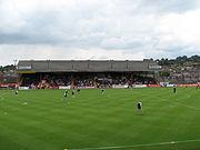 St James Park - Old Grandstand