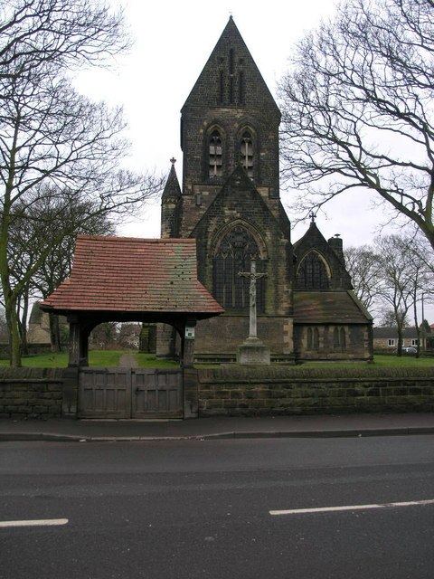 St John the Evangelist - geograph.org.uk - 134657