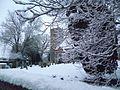 St Margaret's parish churchyard, Lyng, Norfolk 02.jpg