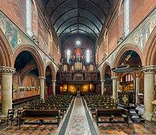 St Mary S Bourne Street Wikipedia