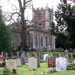Abbotts Ann Church