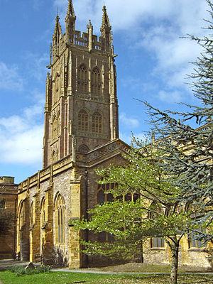 St Mary Magdalene, Taunton - Image: St Mary Magdalene Taunton