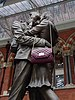 St Pancras railway station MMB I3 The Meeting Point.jpg