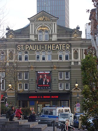 St. Pauli Theater - St. Pauli Theater