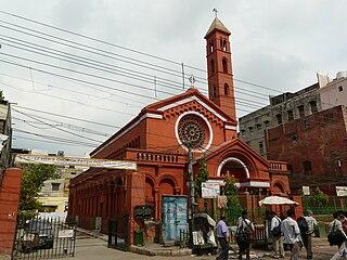 St. Stephens Church, Delhi Church in Delhi, India