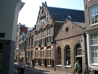 Droog (company) - Droog's store and headquarters in the Staalstraat in Amsterdam, Netherlands