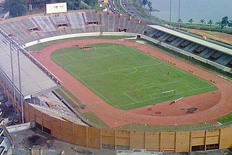 1984 African Cup of Nations - Image: Stade FHB
