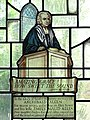 Stained-Glass Image of John Newton - Amazing Grace Writer - St. Peter and Paul Church - Olney - Buckinghamshire - England - 01 (28237749856).jpg