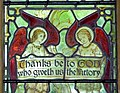 Stained glass, St Mary's Church - geograph.org.uk - 1306173.jpg