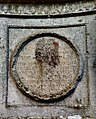 Stanmer Park, Stanmer, Sussex, Frankland Monument inscription.jpg