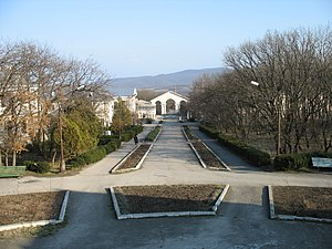 Stary Krym - Image: Starokrymskii sanatorii