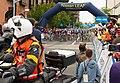 Start of the Tour of California 2012, Santa Rosa.jpg