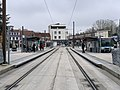 Station Tramway IdF Ligne 6 Georges Pompidou - Clamart (FR92) - 2021-01-03 - 7.jpg