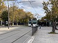 Station Tramway Ligne 3a Cité Universitaire Paris 17.jpg