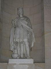 Karl Martell's statue