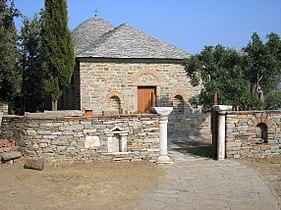 Stavronikita Chapel of Saint Demetrius Aug2006.jpg