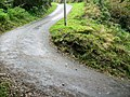 Steepest Road in the UK, Ffordd Penllech, Harlech. - geograph.org.uk - 105618.jpg