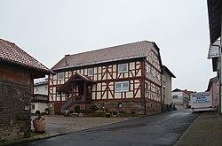 Steinbach (Burghaun), Althöfer Weg 1.jpg