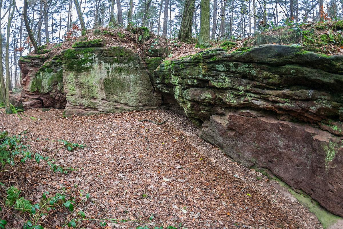 Steinbrüche im Fürther Stadtwald – Wikipedia