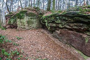 Steinbrüche Im Fürther Stadtwald