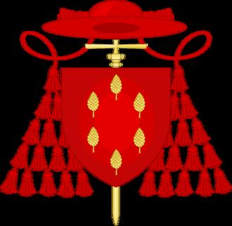 Robert Bellarmine - Bellarmine's coat of arms