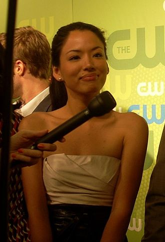 Stephanie Jacobsen - Jacobsen at The CW Network Upfront in New York City on 21 May 2009