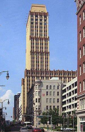 Wyatt C. Hedrick - Image: Sterick Building 060523
