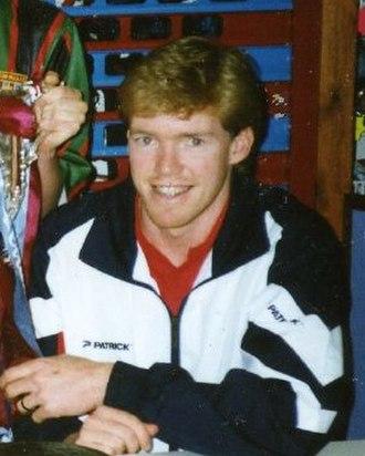 Steve Staunton - Staunton in 1995.
