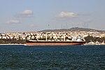 Stoja vessel on the Bosphorus in Istanbul, Turkey 001.jpg