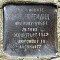 Stolperstein Dieffenbachstr 49 (Kreuzb) Sofie Hoffmann.jpg