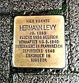 Stolperstein Hermann Levy - Aachen (2).jpg